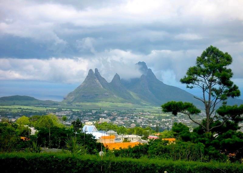 Остров Маврикий 3B8GY