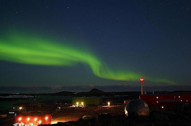 Станция Моусон Земля Мак Робертсона Антарктида VK0JJJ DX Новости