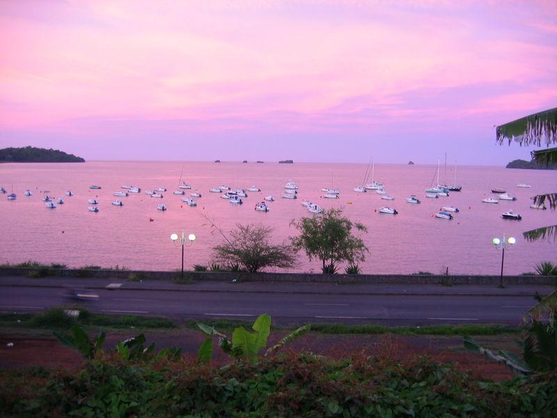 Остров Майотта FH8NX DX Новости Розовое Море