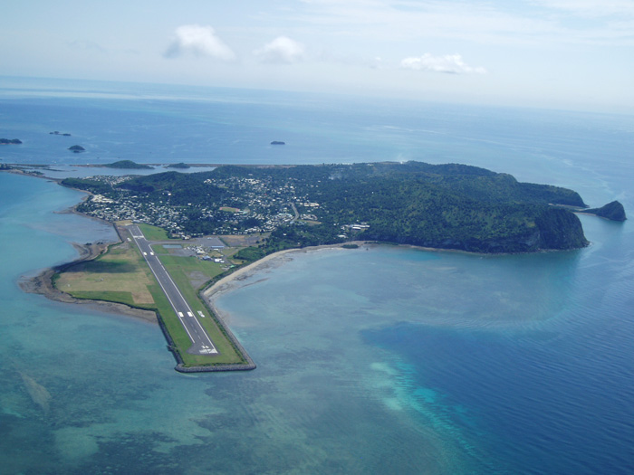 Mayotte Island TO2TT DX News Airport