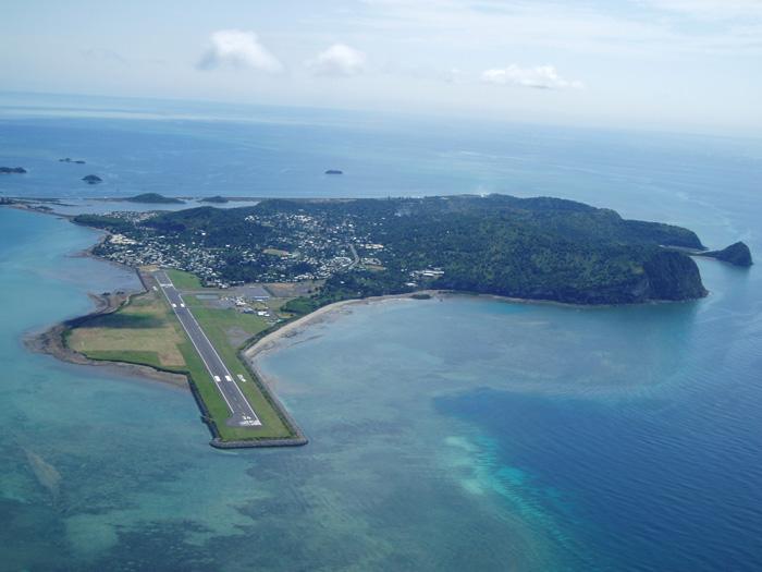 Остров Майотта TO2M Аэропорт