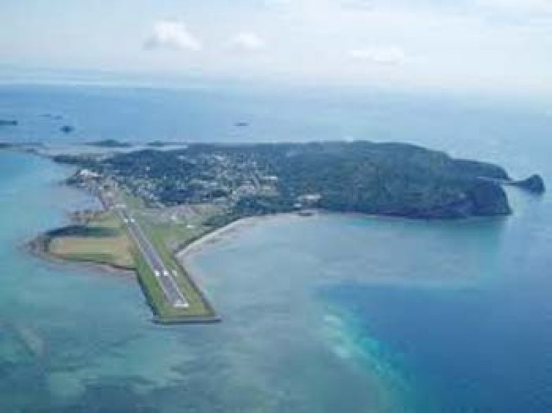 Остров Майотта TO5NED