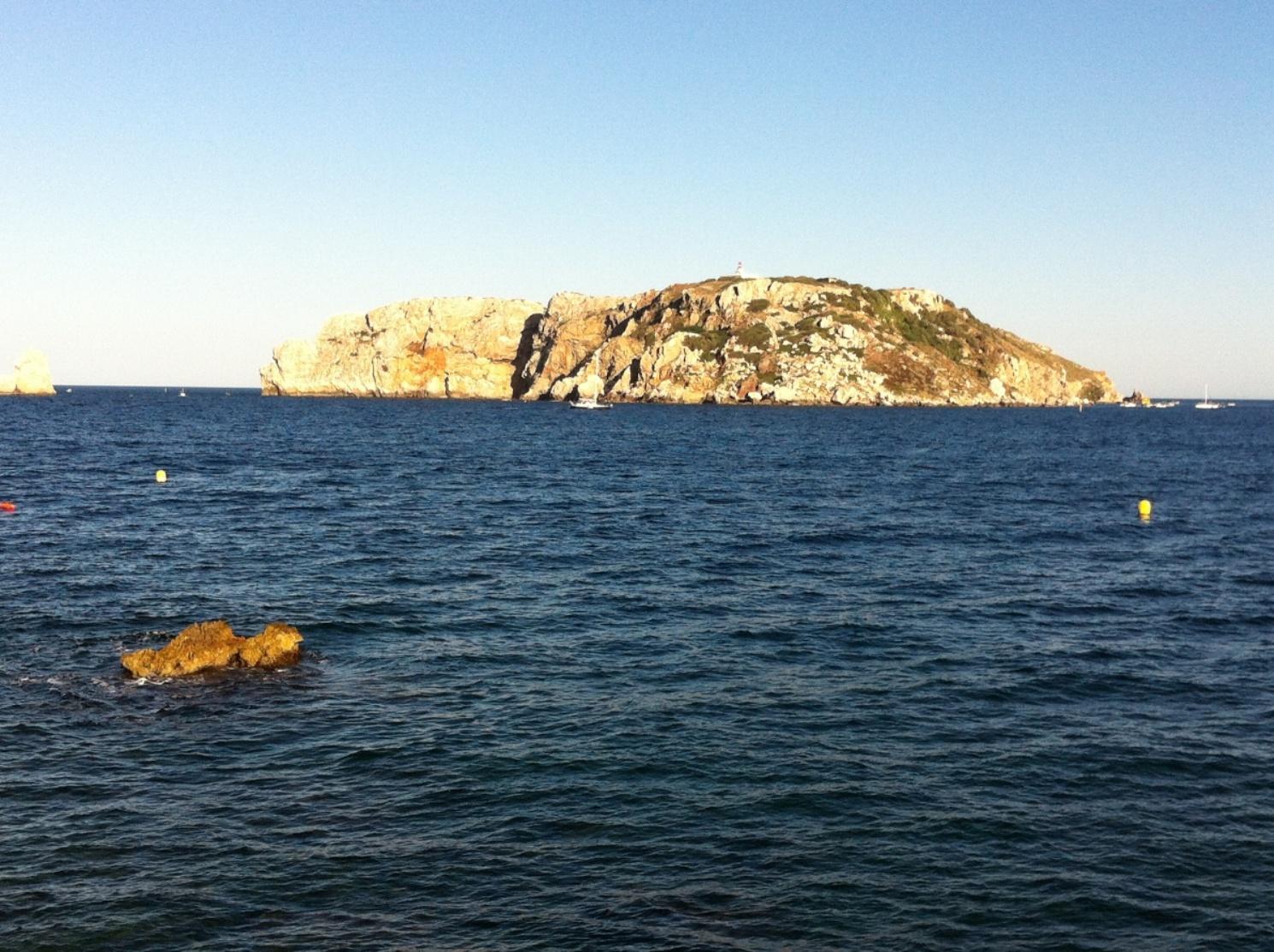 Острова Медас EF3EGB