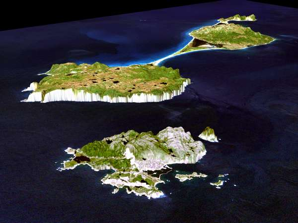Miquelon Island FP/K9OT FP/KB9LIE