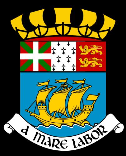 Miquelon Island Saint Pierre and Miquelon Coat of Arms