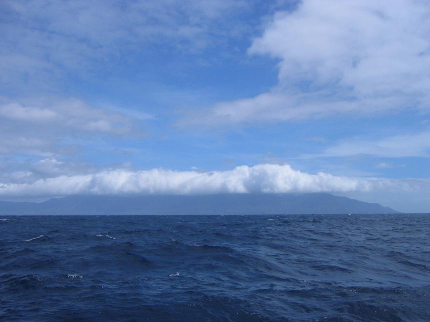 Остров Мисима Архипелаг Луизиада Папуа Новая Гвинея P29VCX
