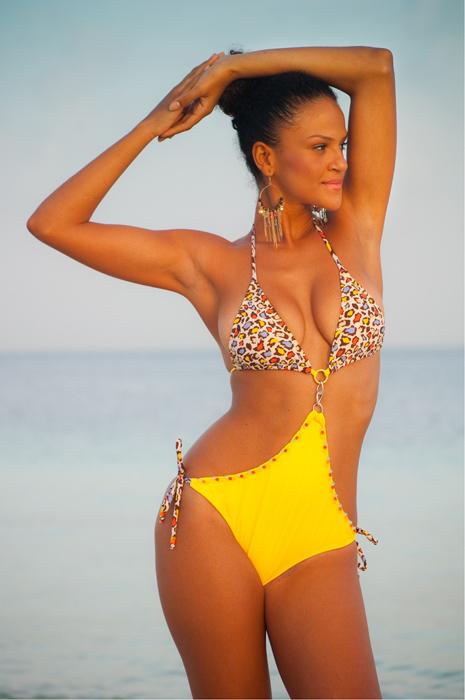 Miss Bonaire Island PJ4B