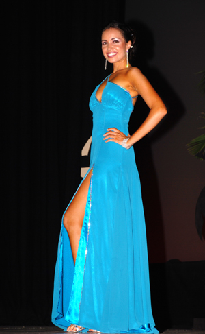 Miss Cook Islands ZK1CG