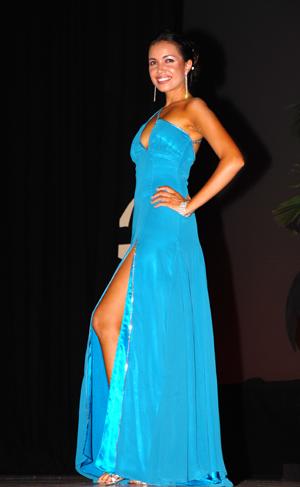 Miss Cook Islands ZK1CG