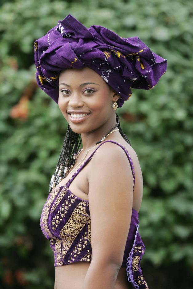 Miss Democratic Republic of Congo DX News 9Q5OAR