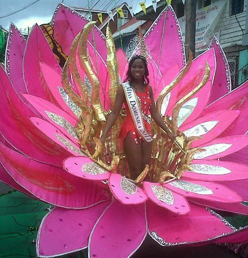 Miss Dominica Island