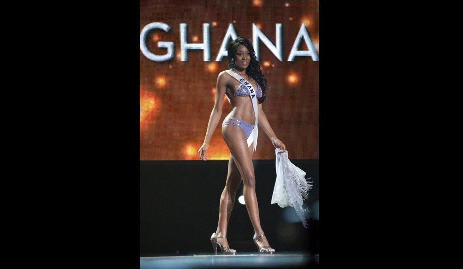 Miss Ghana 9G1YE