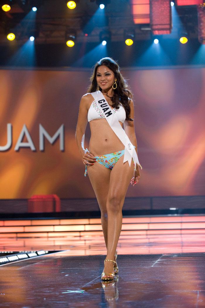 Miss Guam Island KH2KY