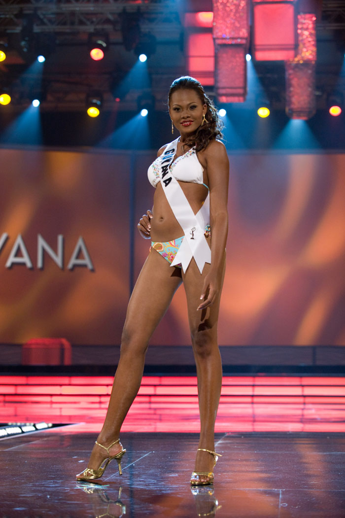 Miss Guyana 8R1K DX News