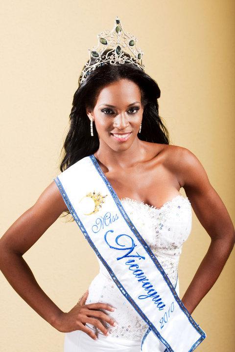 Miss Nicaragua DX News H7V