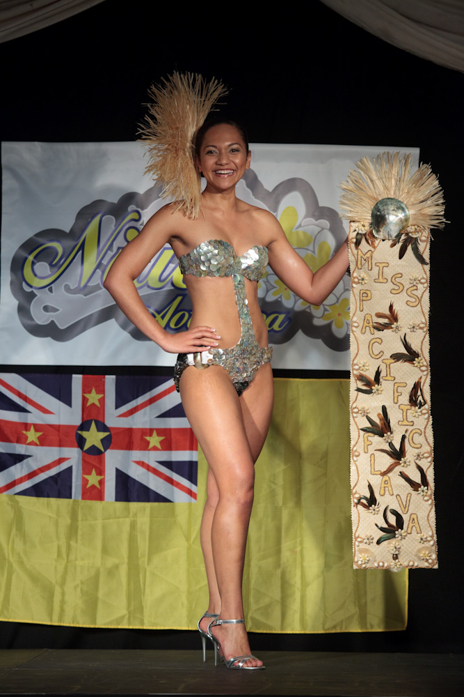 Miss Niue Island ZK2A