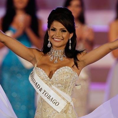 Мисс Тринидад и Тобаго 9Y4W N6TJ 2011