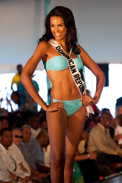 Miss Dominican Republic HI3K