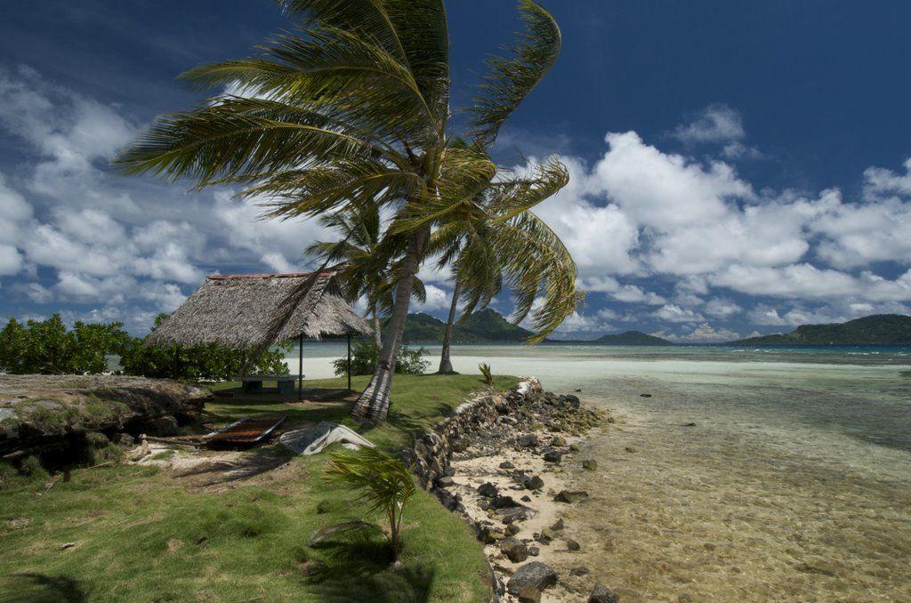 Остров Моэн Остров Вено V63PSK