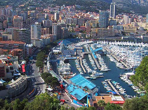 Monaco 3A/I1UWF CQ WW DX SSB Contest 2009 DX News