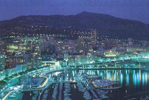 Монако 3A/HG3IPA