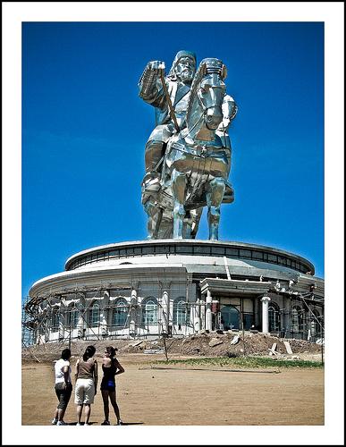 Монголия Чингис Хан DX Новости