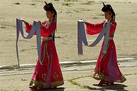 Монголия JT1GVX
