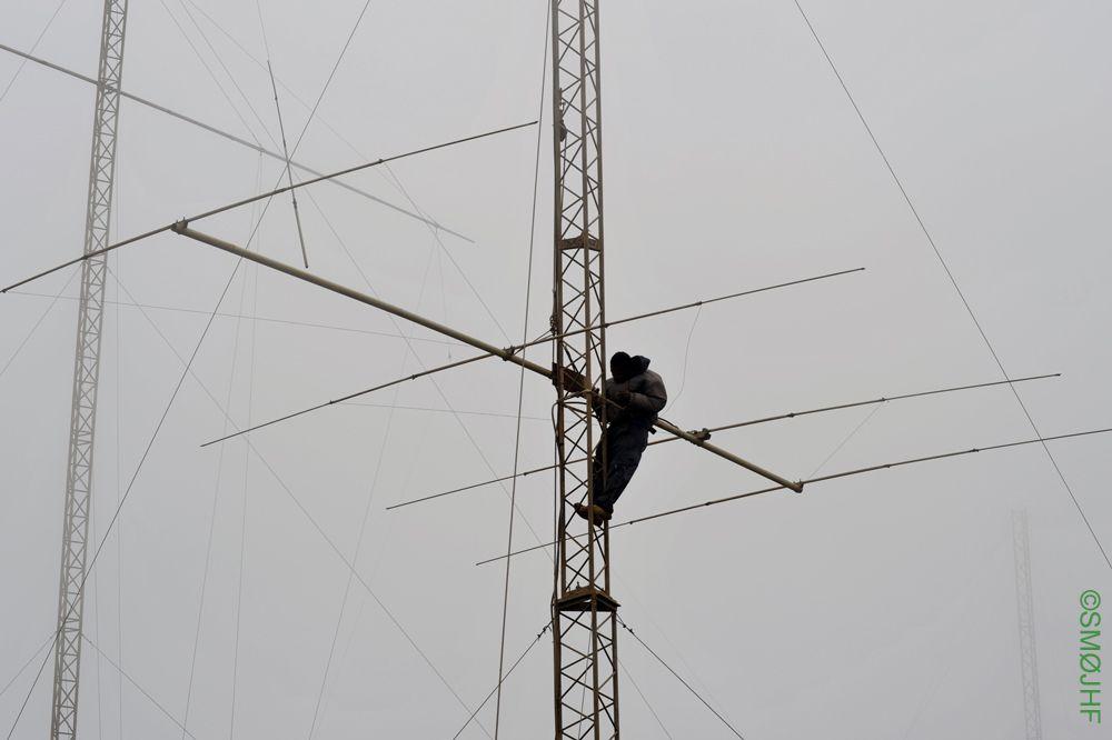 Monte Verde Cape Verde D4C Nevi 15m Antenna