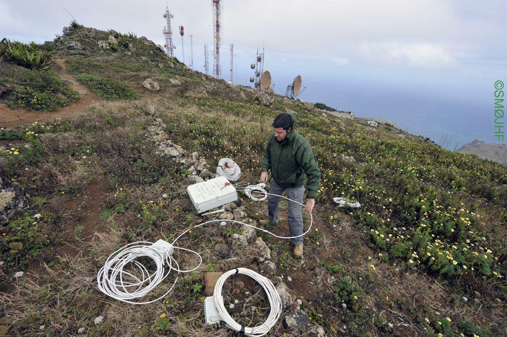 Monte Verde Mindelo D4C RX 4 Square antenna Max IZ4DPV