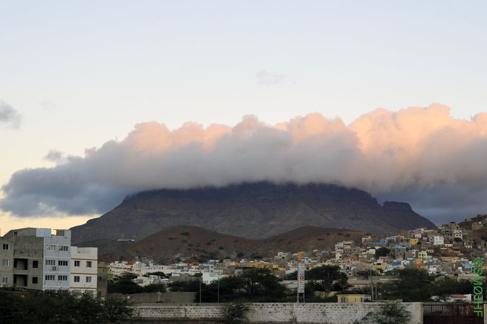 Monte Verde Sao Vicente Island Cabo Verde Cape Verde