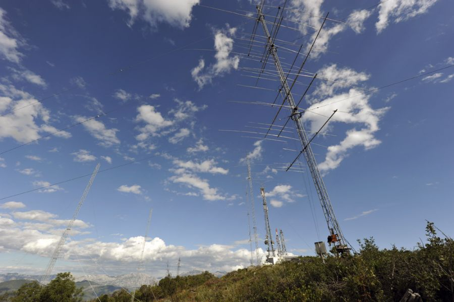 Montenegro 4O3A 36m Rotary Tower