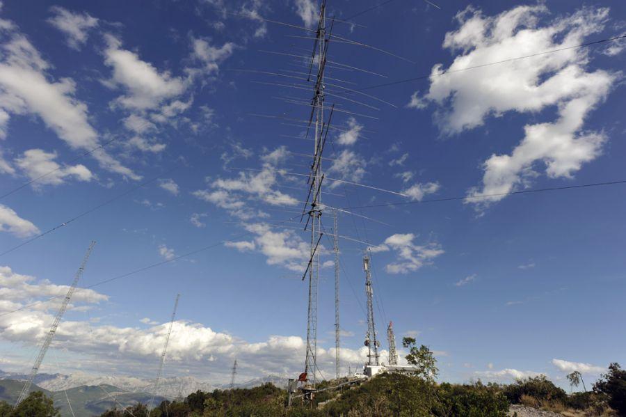 Montenegro 4O3A Antennas