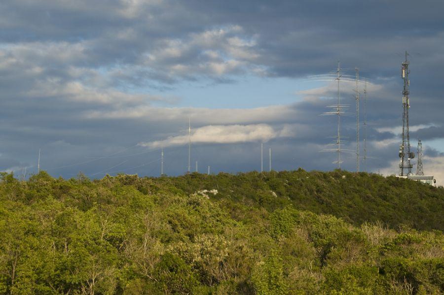 Montenegro 4O3A Obosnik 4SQ Antennas