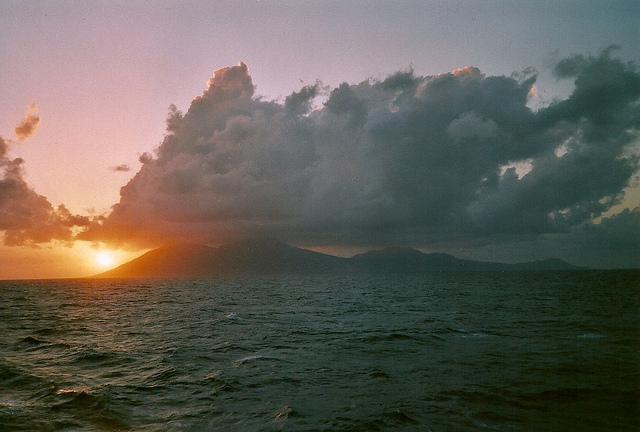 Остров Монтсеррат VP2MSR VP2MDD