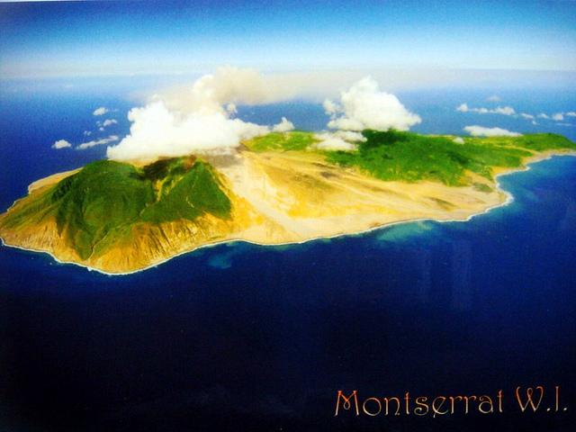 Montserrat Island VP2MSR VP2MDD DX News