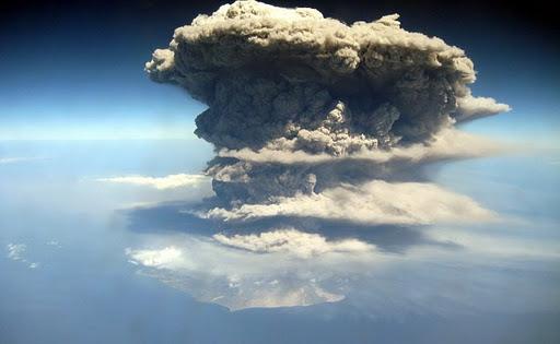 Остров Монтсеррат VP2MWG Извержение Вулкана