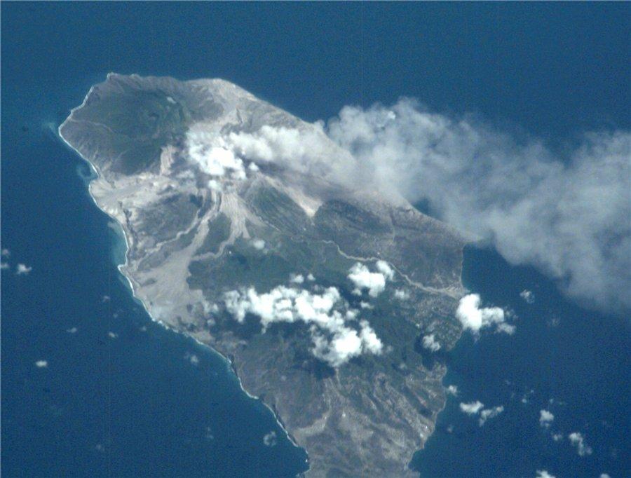 Montserrat Island VP2MYL VP2MGZ DX News