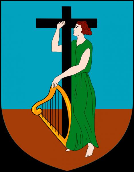 Montserrat Island Coat of Arms of Montserrat VP2MPX