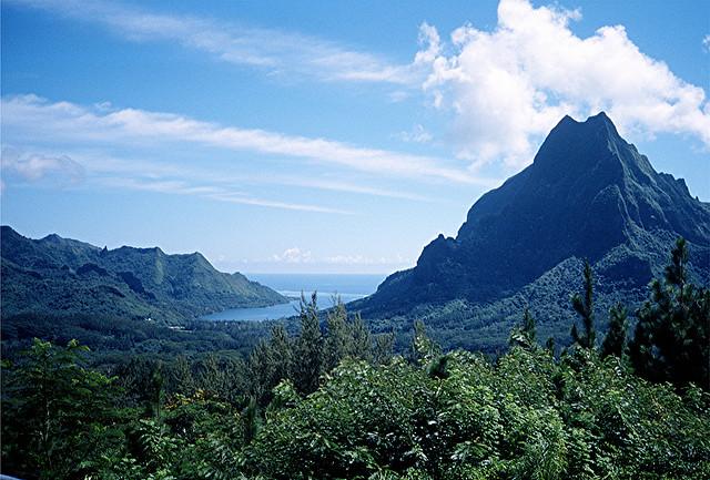 Moorea Island Aimeha Island York Island FO/F4EBT