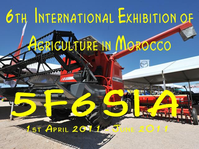 Morocco 5F6SIA