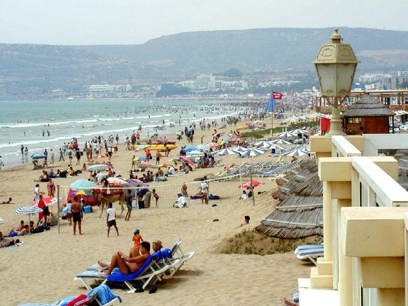 Марокко Агадир Туристические Достопримечательности CN3A