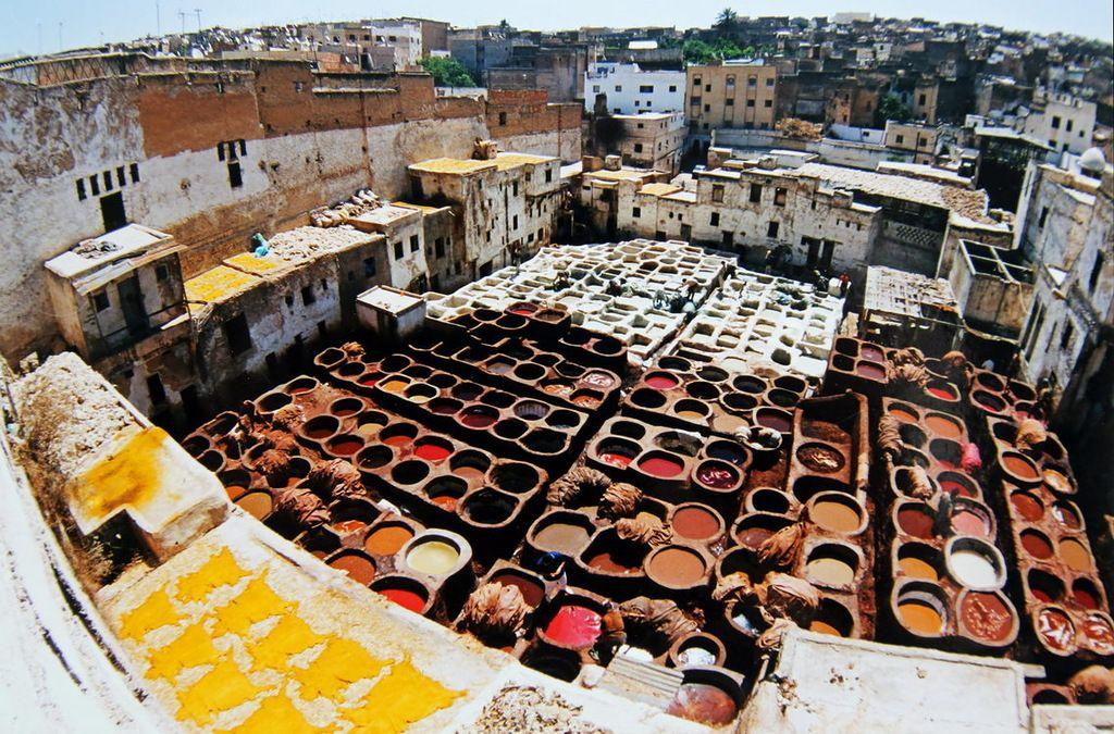 Марокко CN2CL Туристические достопримечательности