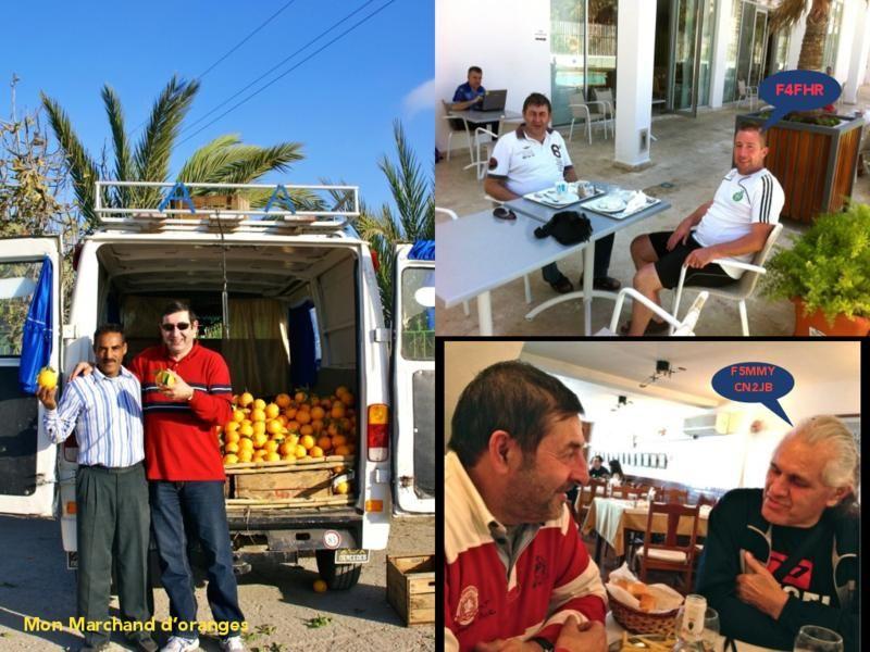 Morocco CN2GW