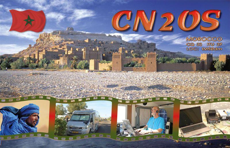 Марокко CN2OS