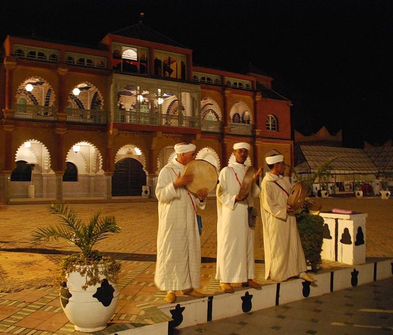 Марокко CN2R Культура
