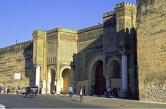 Марокко CN2R RDXC 2011