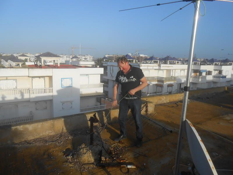 Morocco CN2VR DX News