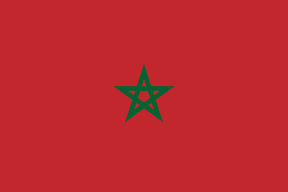 Morocco Flag of Morocco