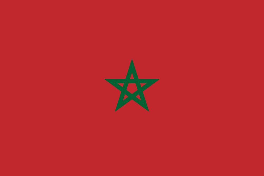 Morocco Flag of Morocco