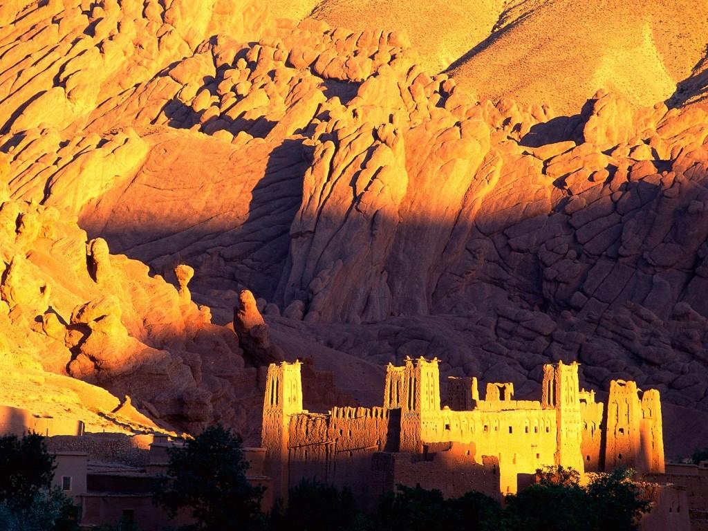 Марокко Туристические Достопримечательности CN2RN